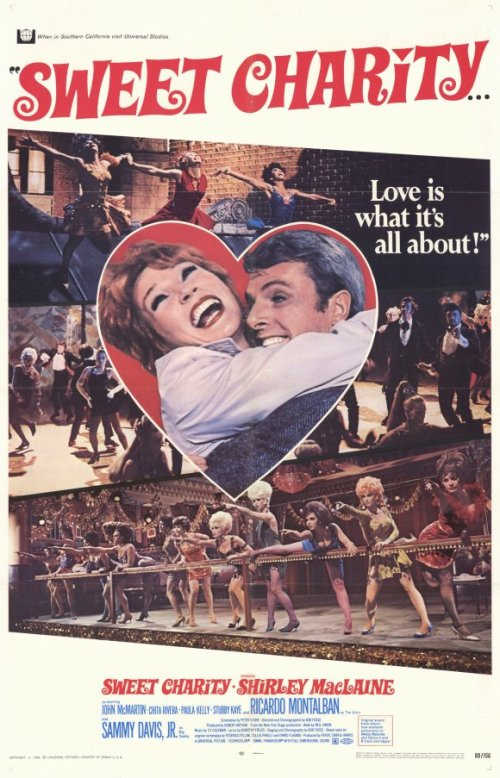 Sweet Charity - 1969 - Bob Fosse