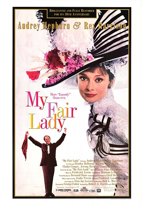 5/21/2012...my fair lady...DIRECTED BY gEORGE cUCKOR...