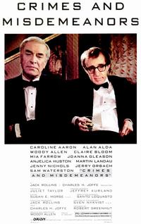 Crimes and Misdemeanors by Woody Allen