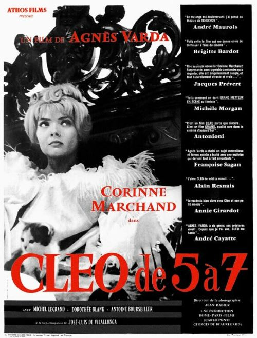 original-poster-for-the-1962-left-bank-film-Cléo-de-5-à-7