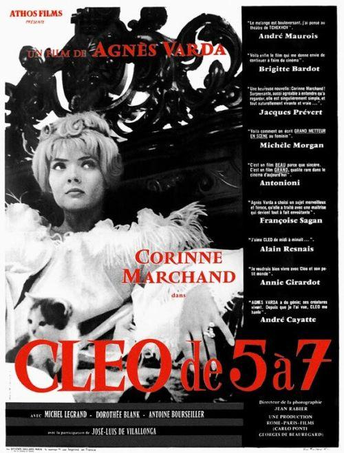 original-poster-for-the-1962-left-bank-film-Cléo-de-5-à-7